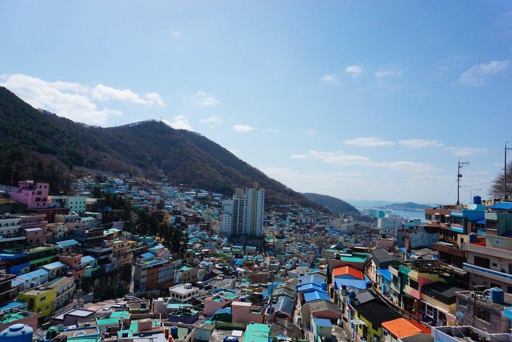 gamcheon cultural village