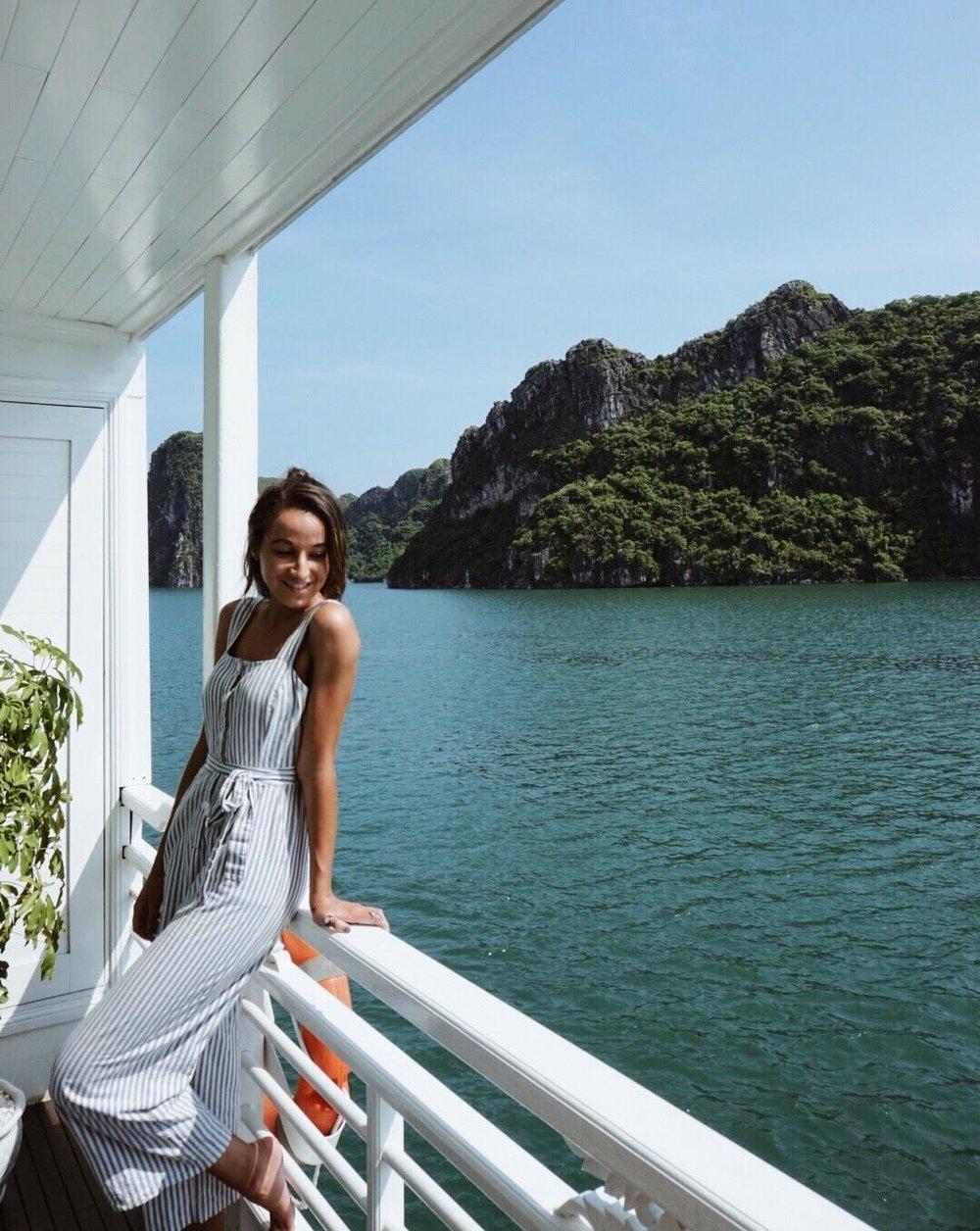 au co luxury cruise