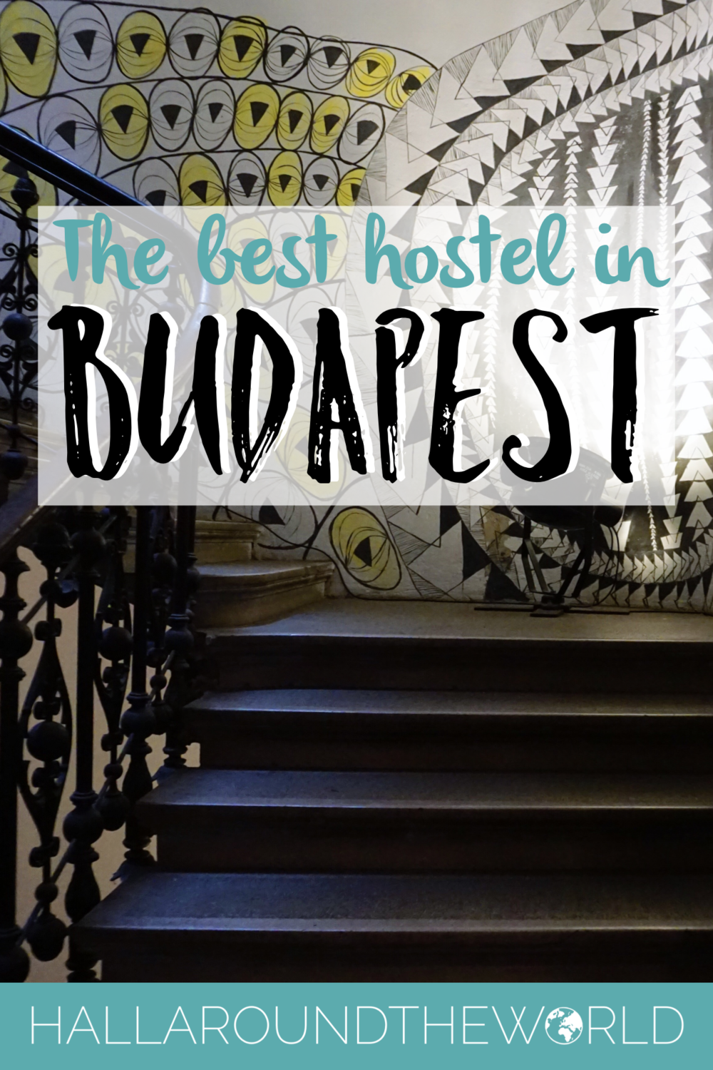 Budapest's Most Convenient Hostel - Pal's Hostel | HallAroundtheWorld