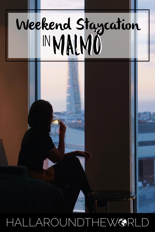 Malmö Staycation - Clarion Malmö Live + HallAroundtheWorld