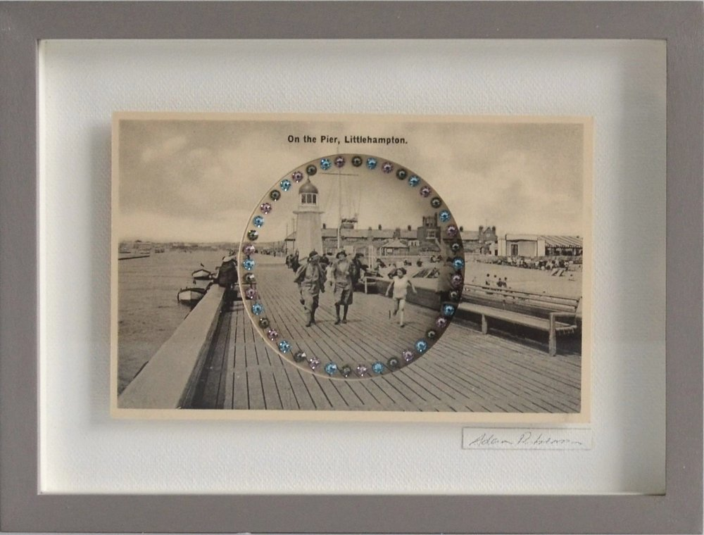 On the Pier - SOLD
