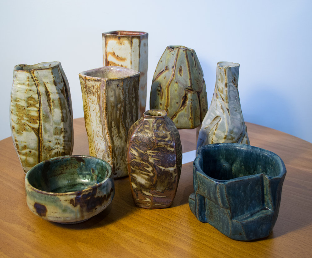 Don Curreri Pottery
