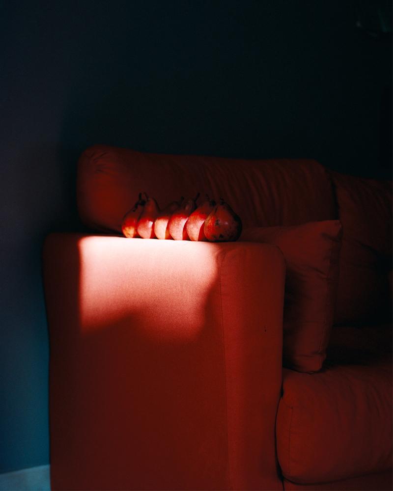 Arles 01-15 (B)   photographie, prise de vue analogique, épreuve chromogène, 40x32cm éd.10 ex. 2016
