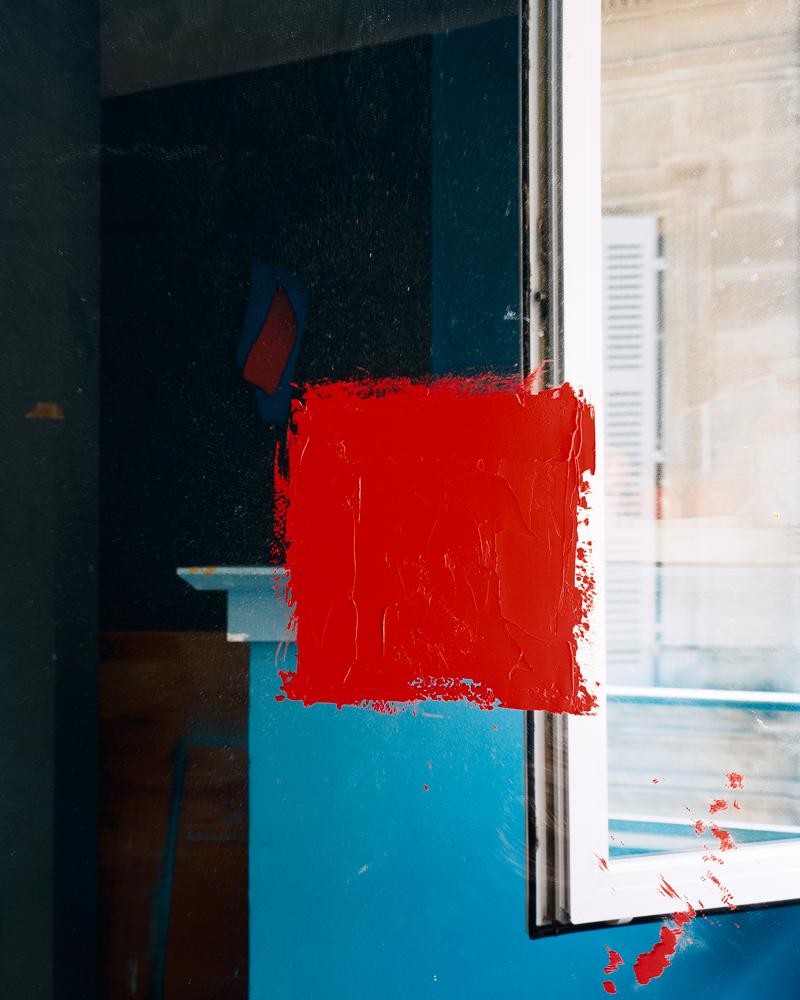 Arles 11-16 (D)   photographie, prise de vue analogique, épreuve chromogène, 75x60cm éd. 5 ex. 2016