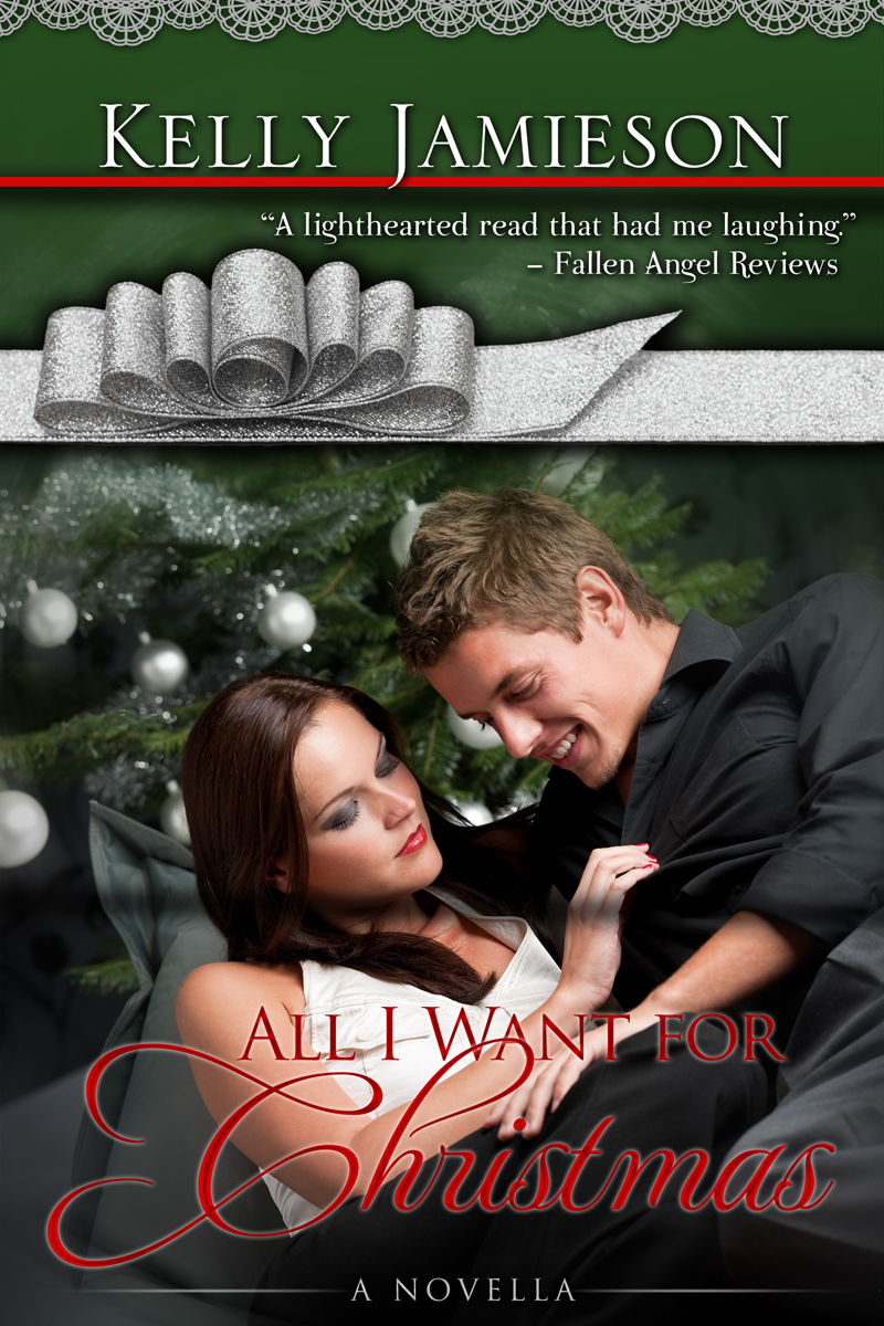 All I Want For Christmas — Kelly Jamieson