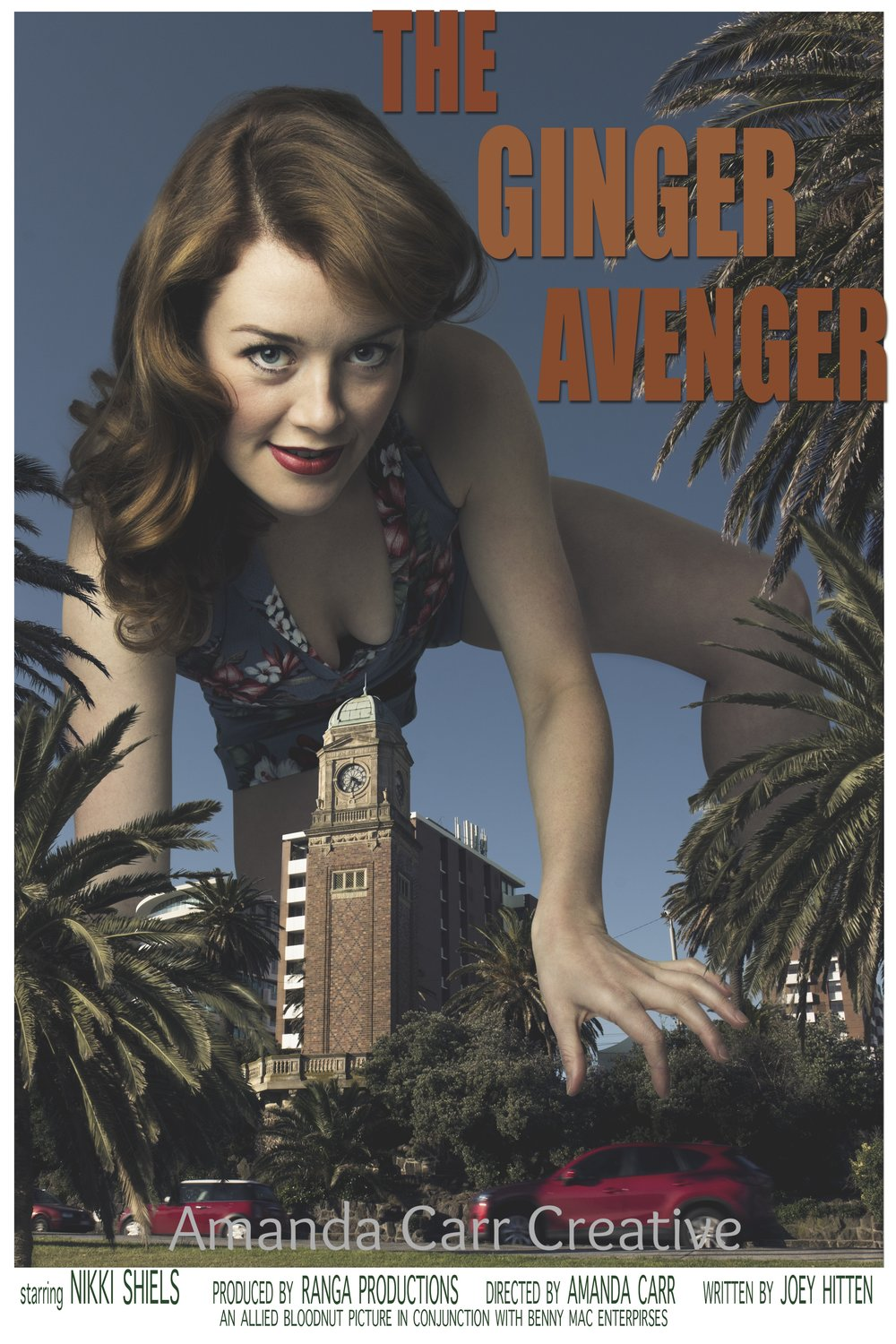 The Ginger Avenger