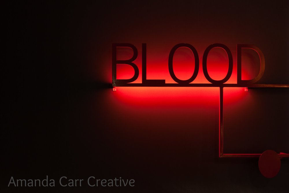 'Blood' @ University of Melbourne   Lighting Designer   NIklas Pajanti  http://www.niklaspajanti.com