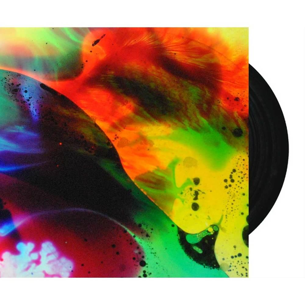 Liquid lights record sleeve