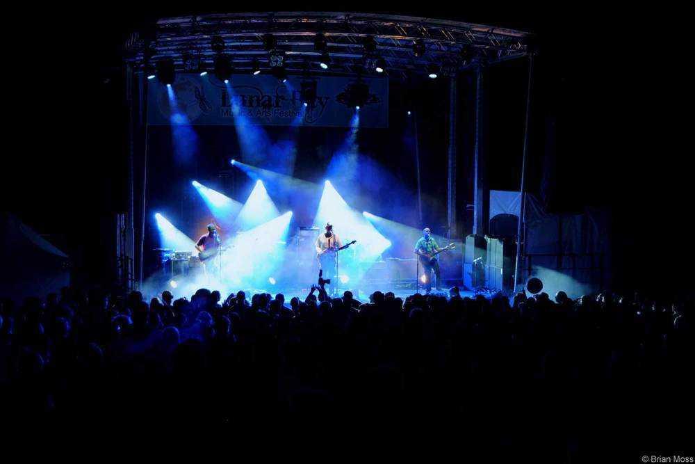 moe. lightshow lunar bay festival