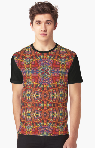 Art Graphic Tee Shirts