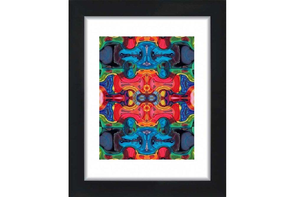 digital fractal art giclee