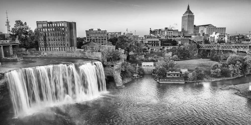 High Falls District