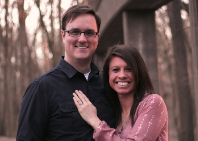 Pastor Jim & Audra