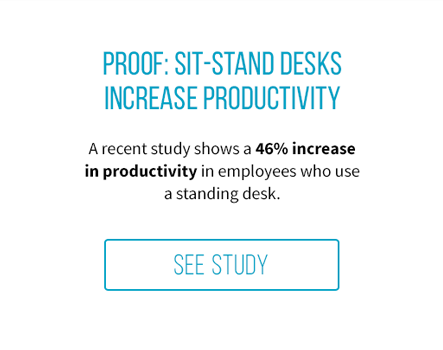 Improve Productivity with Standing Desks