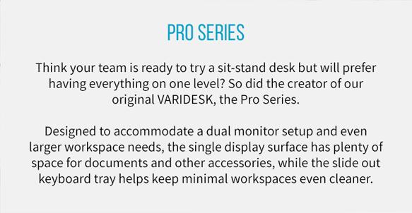 Desk Risers from VARIDESK
