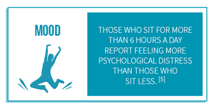 Improve your mood at work