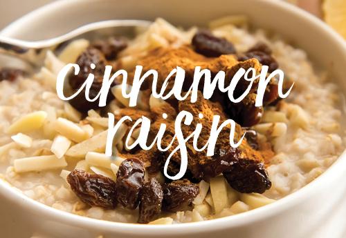 Cinnamon Raisin
