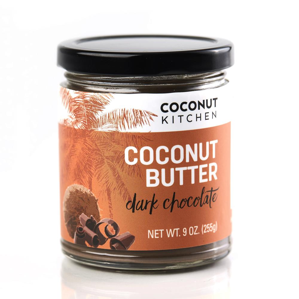 Dark Chocolate coconut butter