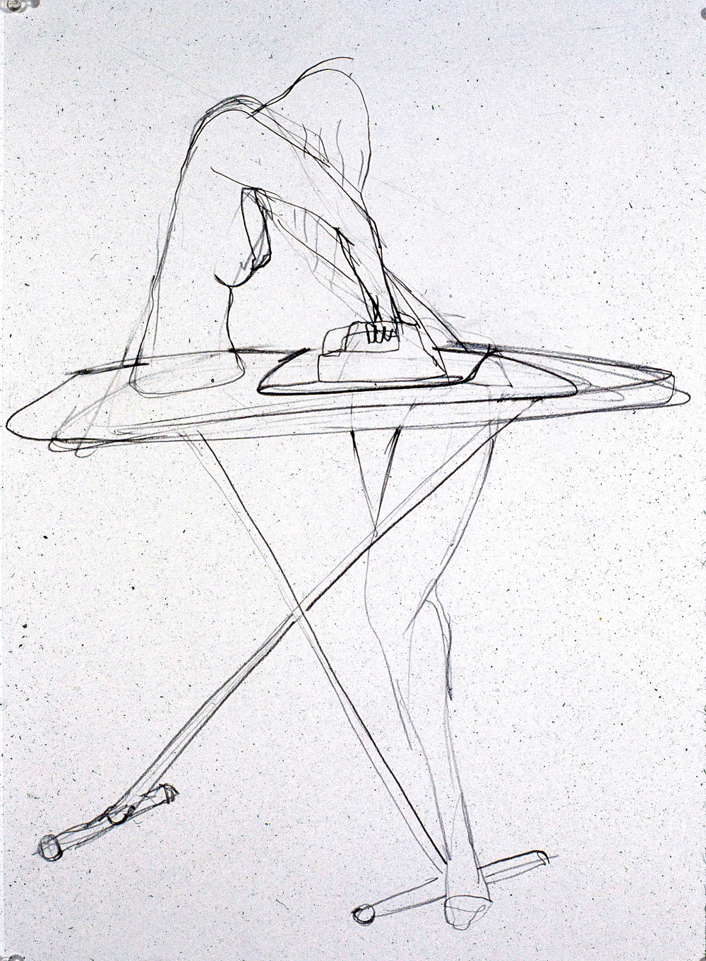2005  Graphite on paper  24x18 in.
