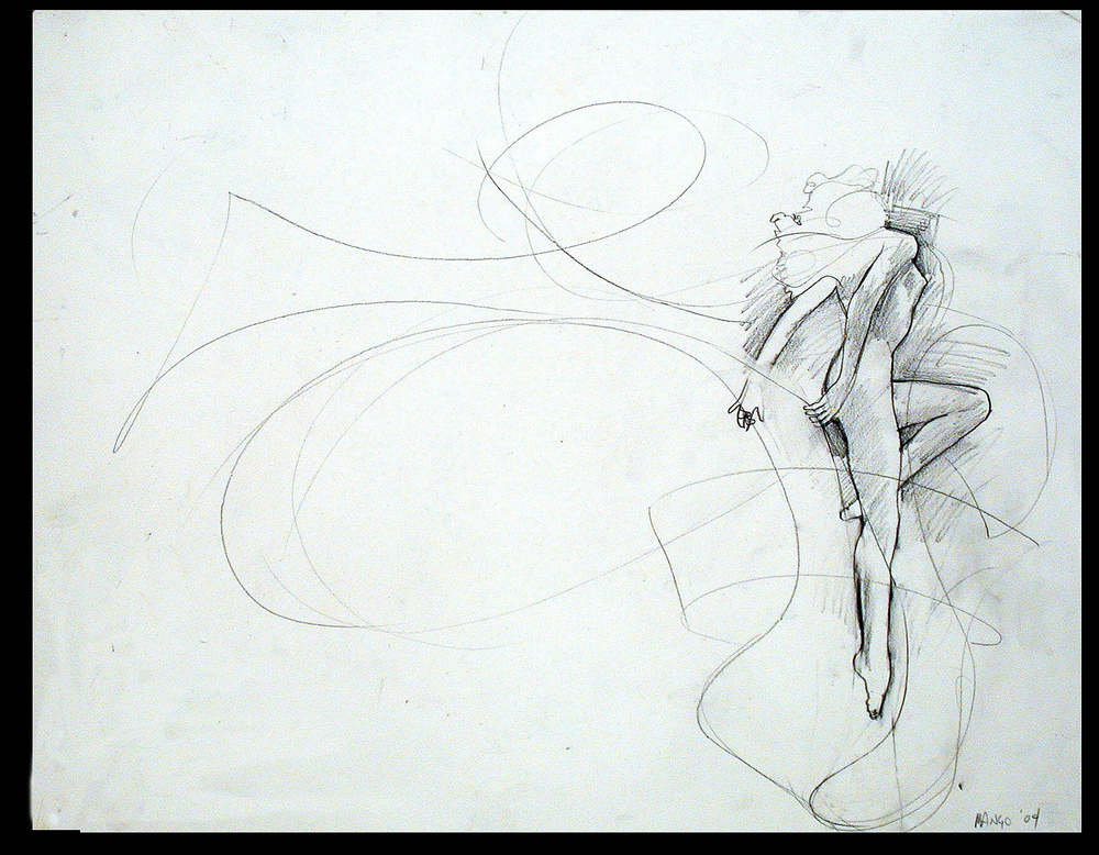 2005  Graphite on paper  18x24 in.