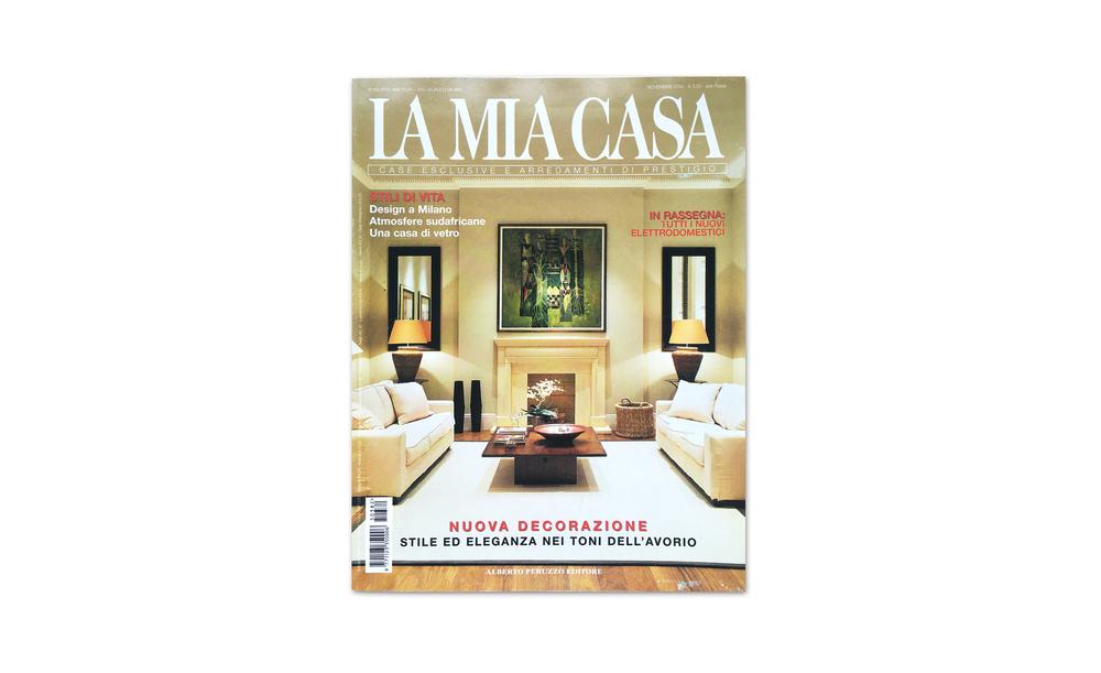 La Mia Casa 2005 COVER.jpg