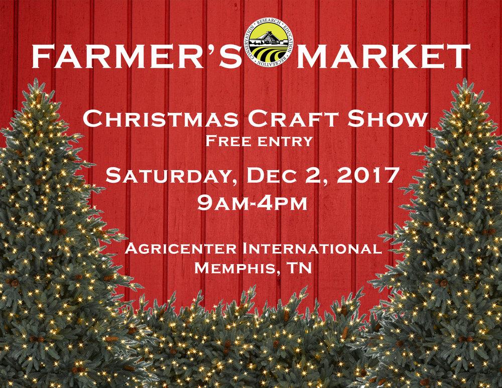 Farmers Market (Christmas Craft Show) 2017.jpg