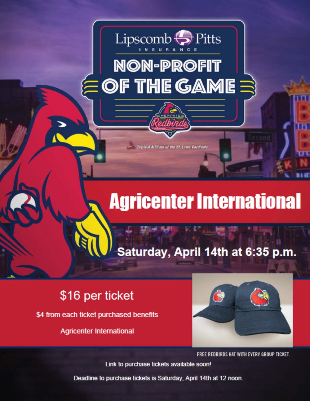 Redbirds Non-Profit game of the week April 14th.jpg