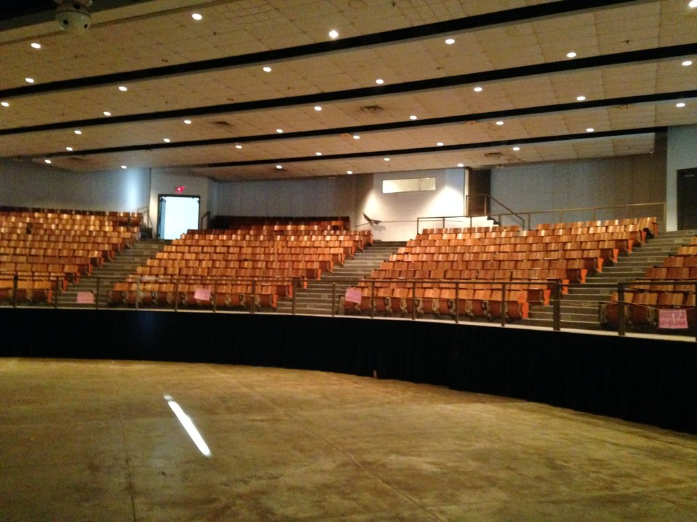 Amphitheater at the Expo Center