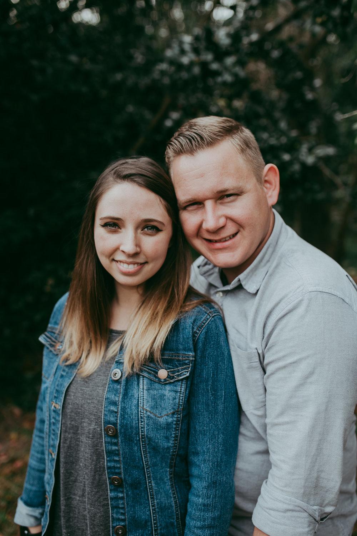 Caleb & Caitlin Allen - Messengers