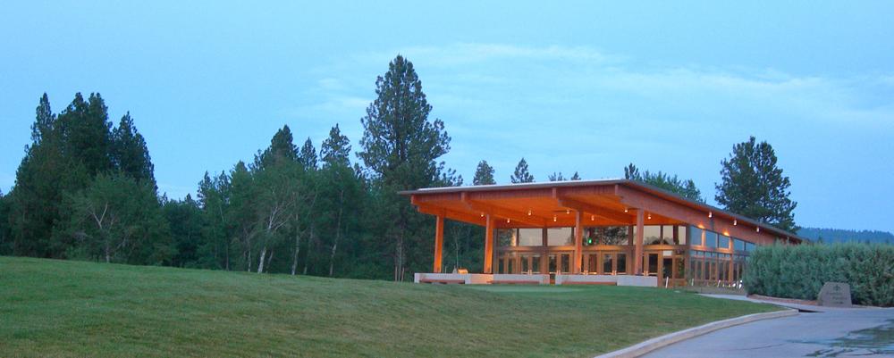 Stensgar Pavilion