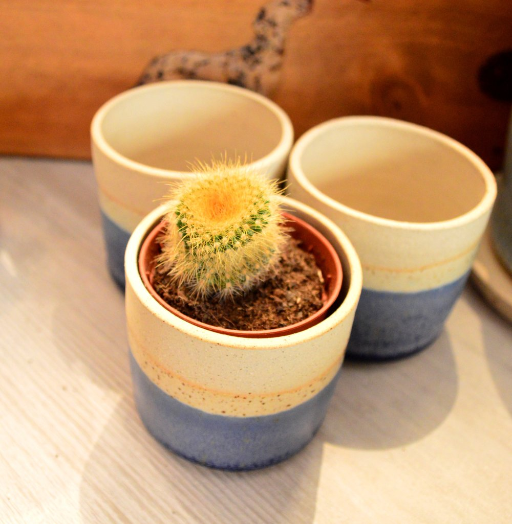 Libby Ballard Mini Planters £15.00