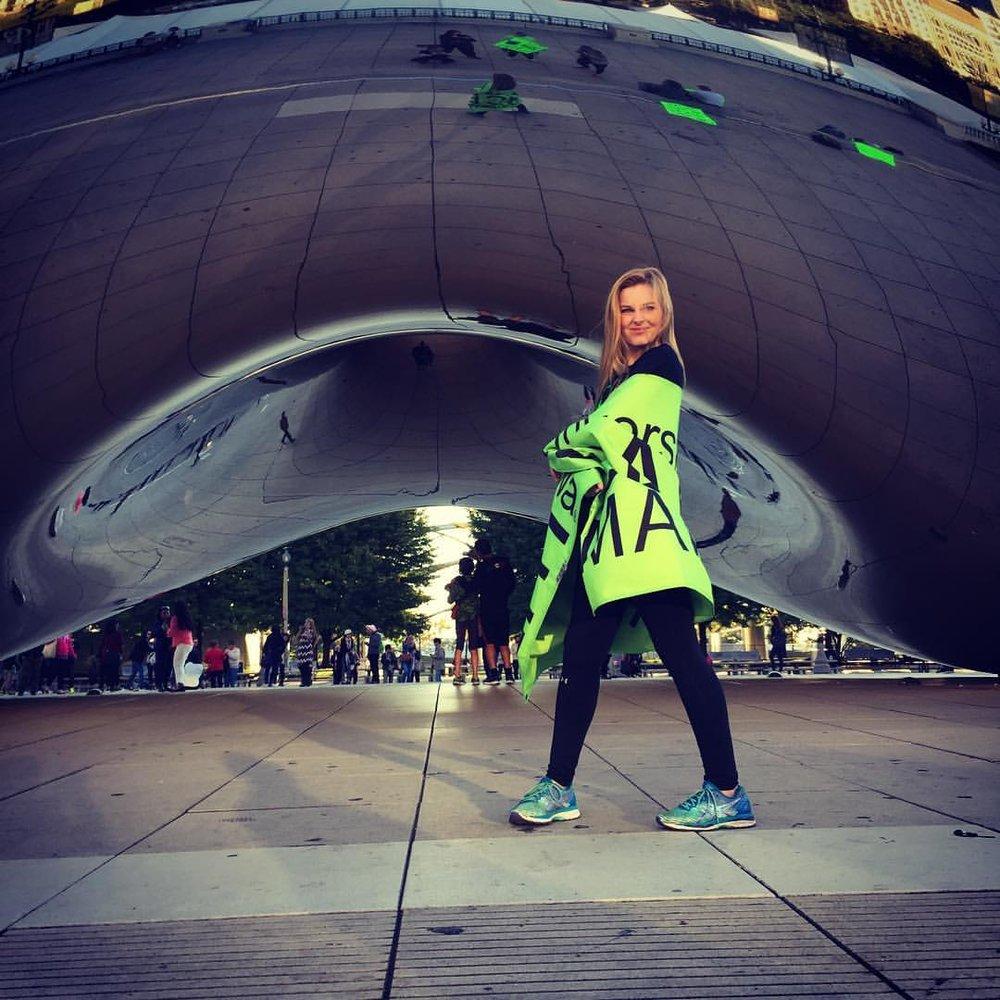 emily-fortman-dance-marathon-chicago-marathon-run-coach-ftk-chi-omega