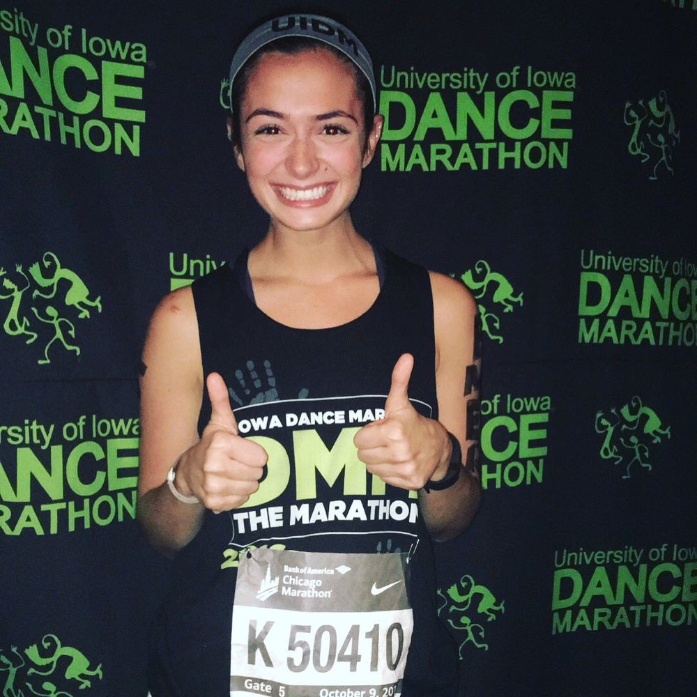 chicago-marathon-gillian-fiandaca-ftk-dance-iowa-chi-omega