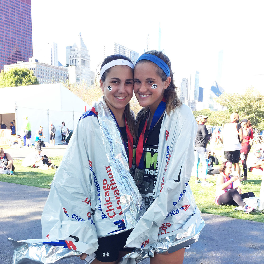 lauren-lynch-kathryn-lorenger-chicago-marathon-ftk-iowa-chi-omega
