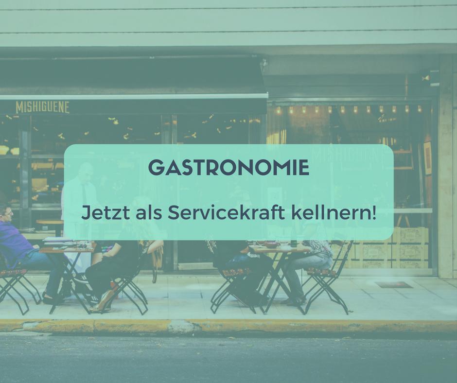 Nebenjob als Servicekraft in Berlin