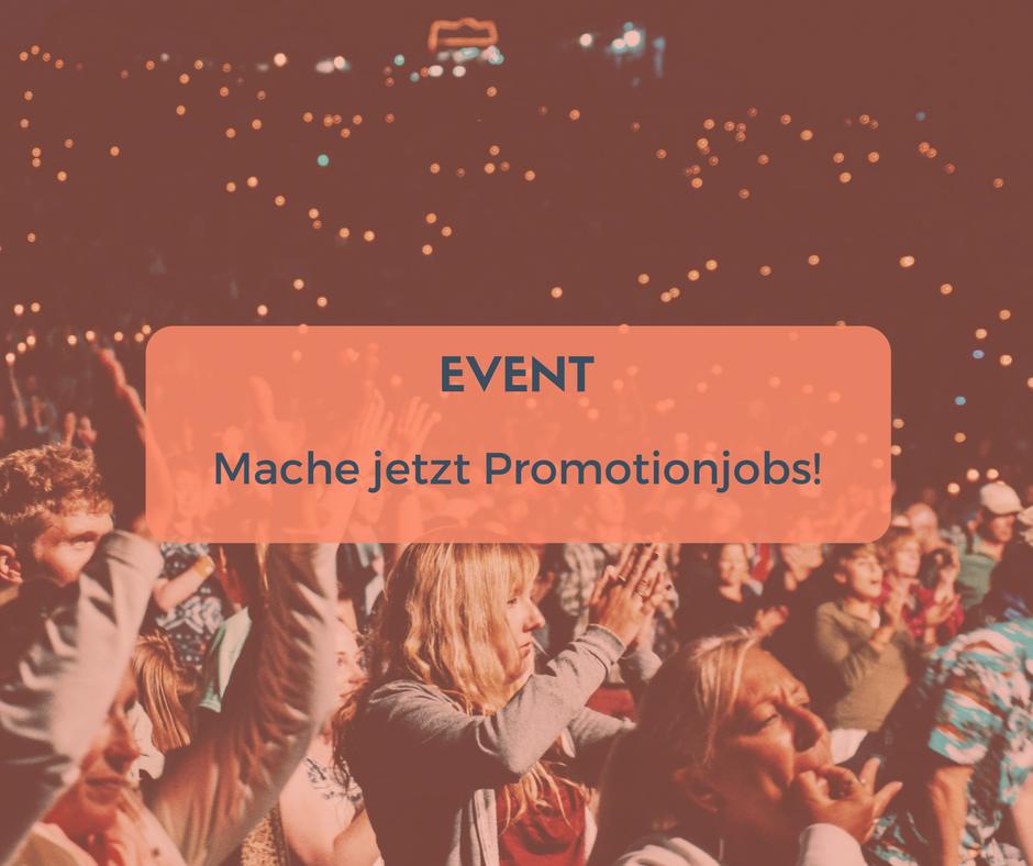 Promotionsjobs in Berlin