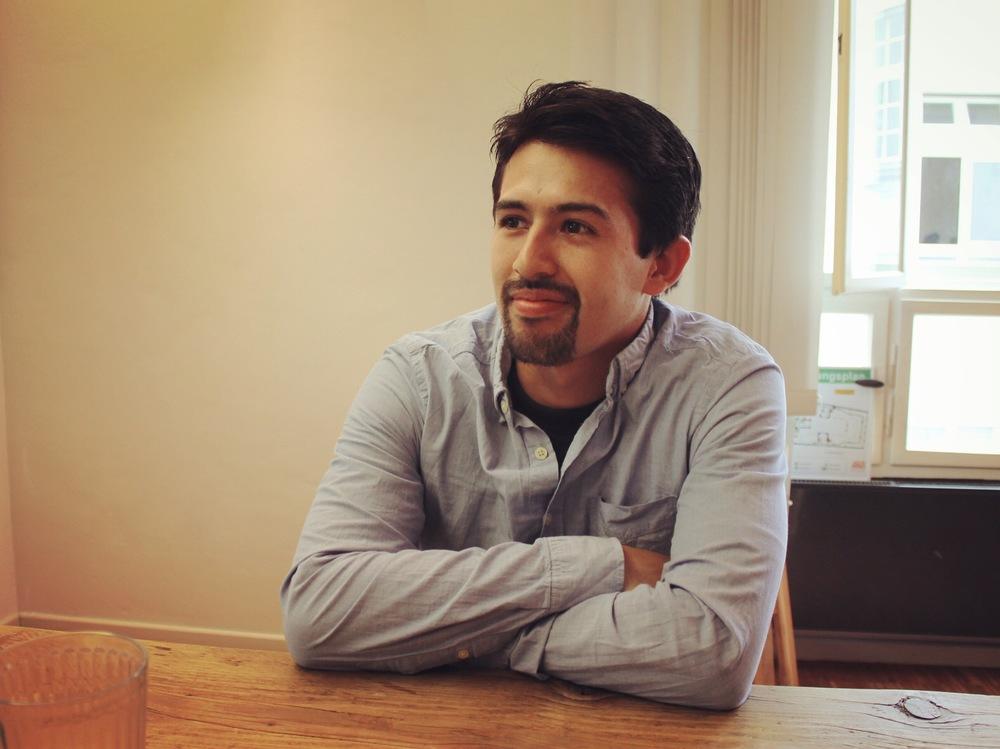 Cristian berichtet im Interview über seine Erfahrung mit Zenjob, die Personalagentur für Studentenjobs in Berlin.