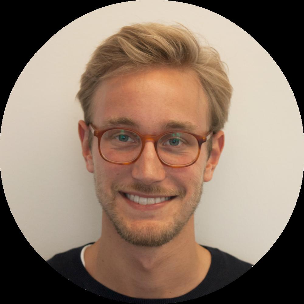 Frederik, Legal/HR
