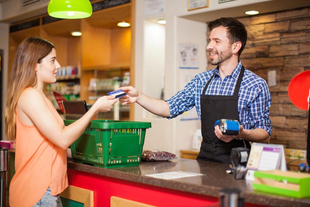 Einzelhandel - Erleben Sie zuverlässige und pünktliche Mitarbeiter.