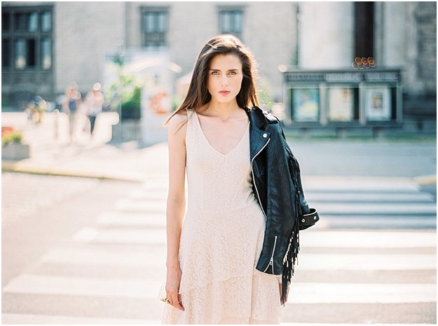 Warszawa Moda Model Fashion