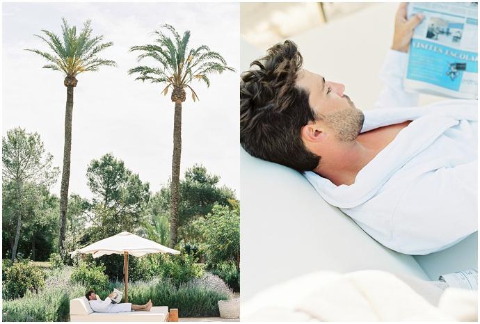 Font Santa Hotel Spa Mallorca, Film Photographer
