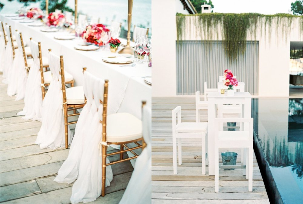 Ibiza Wedding Styling