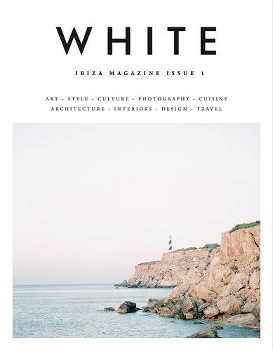 White Ibiza Magazine Issue One