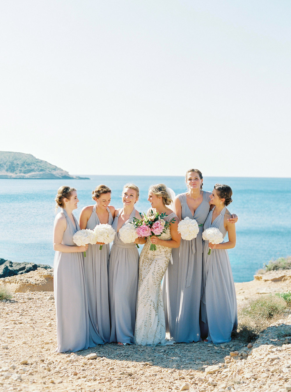 Ibiza Wedding Clifftop Ceremony