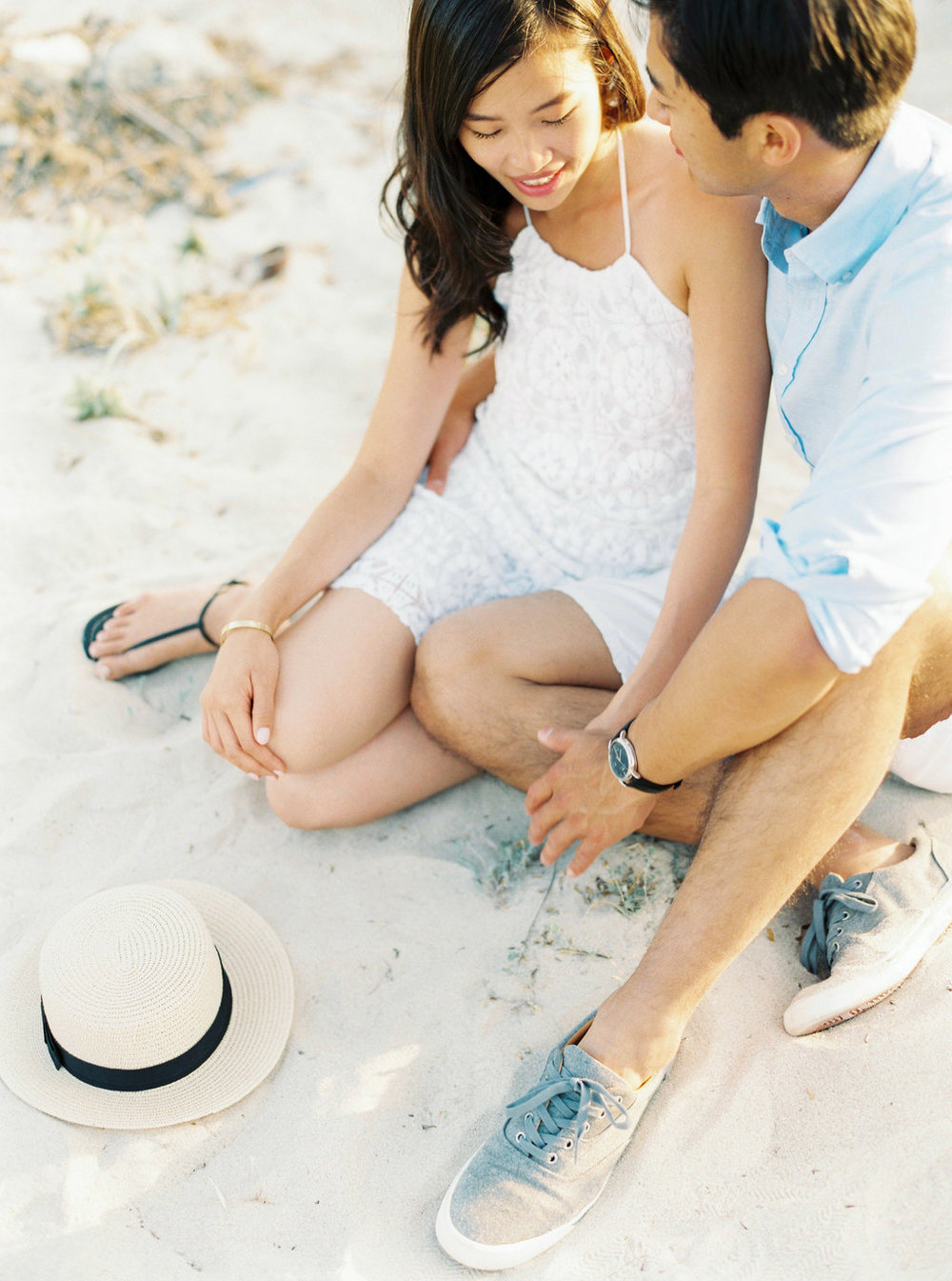 Mallorca Wedding Photographer Beach Session