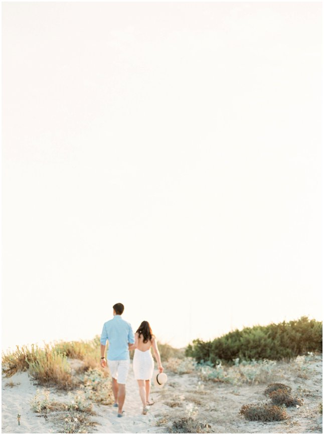 Mallorca Beach Engagement Wedding Session