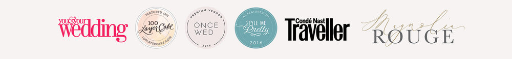 Style Me Pretty Once Wed Magnolia Rouge Condé Nast Traveller
