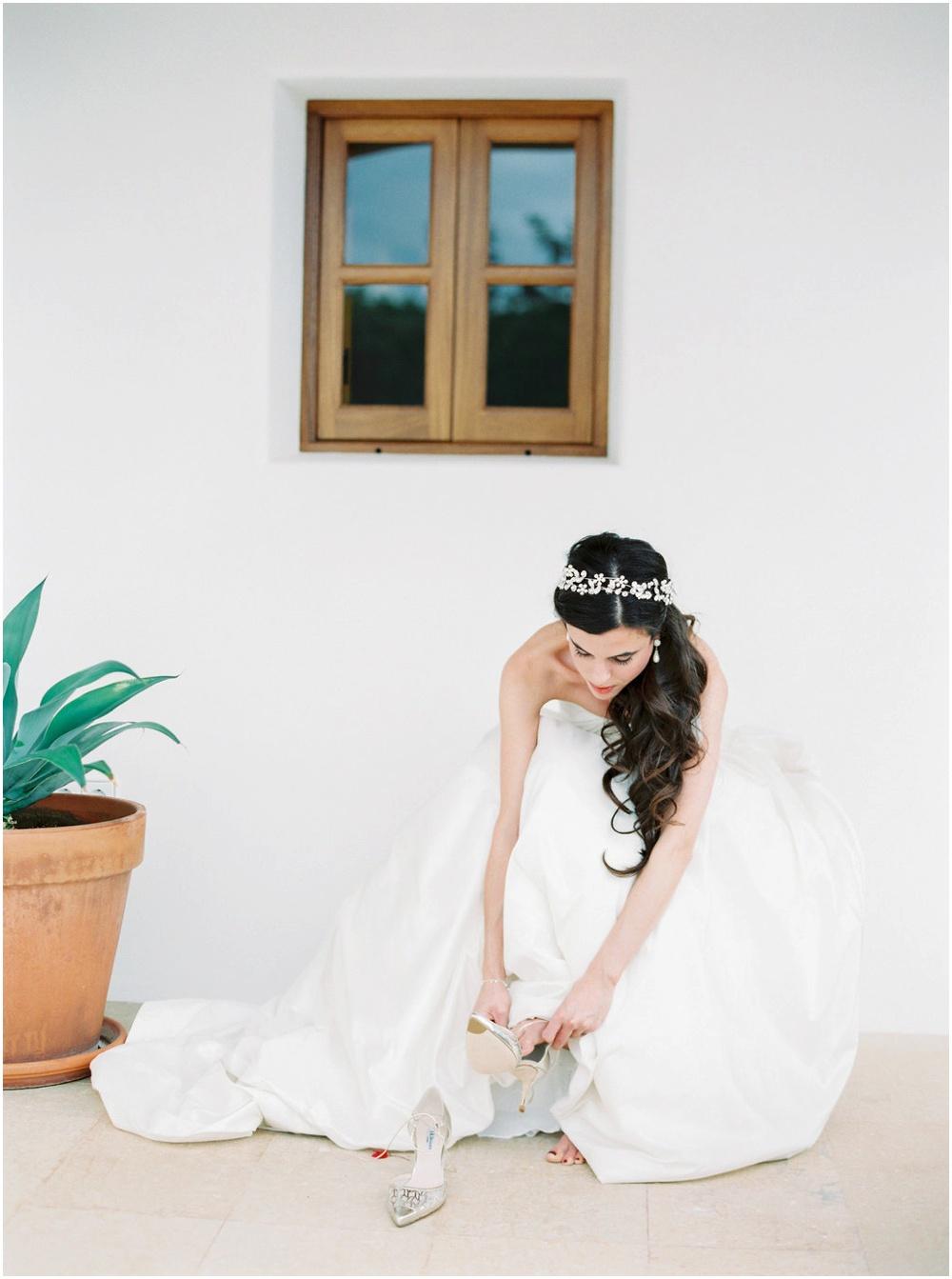 Elegant Atzaro Jewish wedding Ibiza