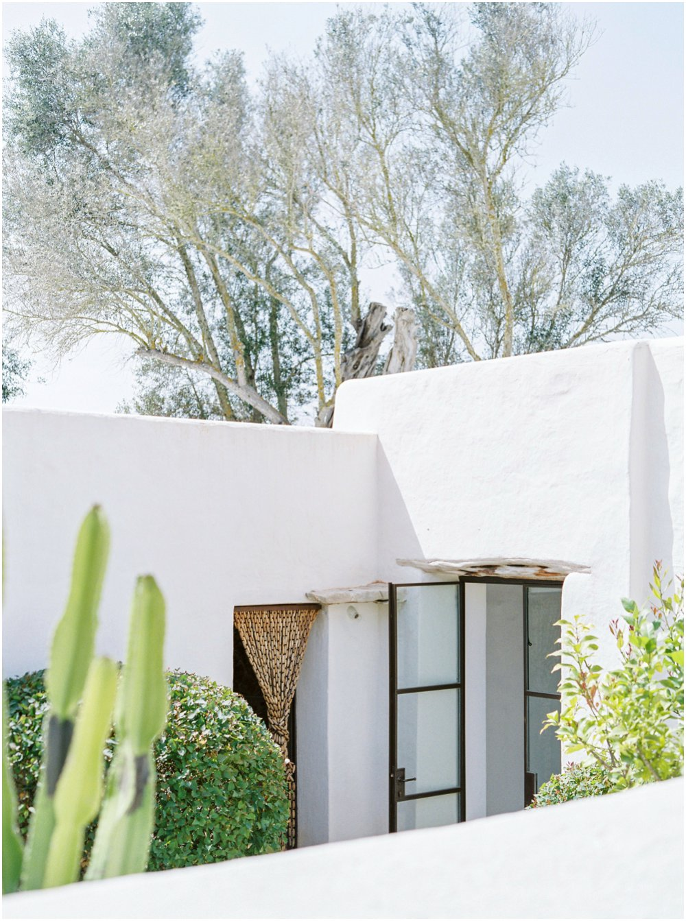 Ibiza Traditional Finca Design Modern Minimal