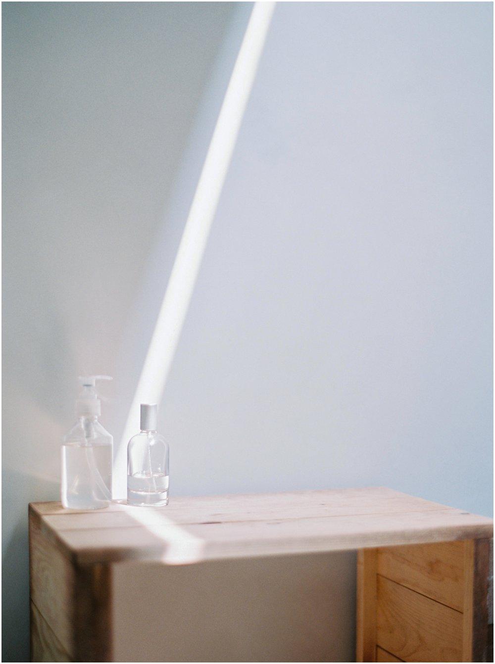 minimal bathroom inspiration Ibiza style